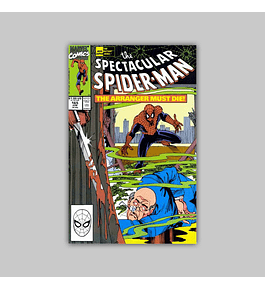 Spectacular Spider-Man 165 1990