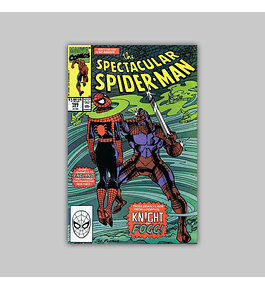 Spectacular Spider-Man 166 1990