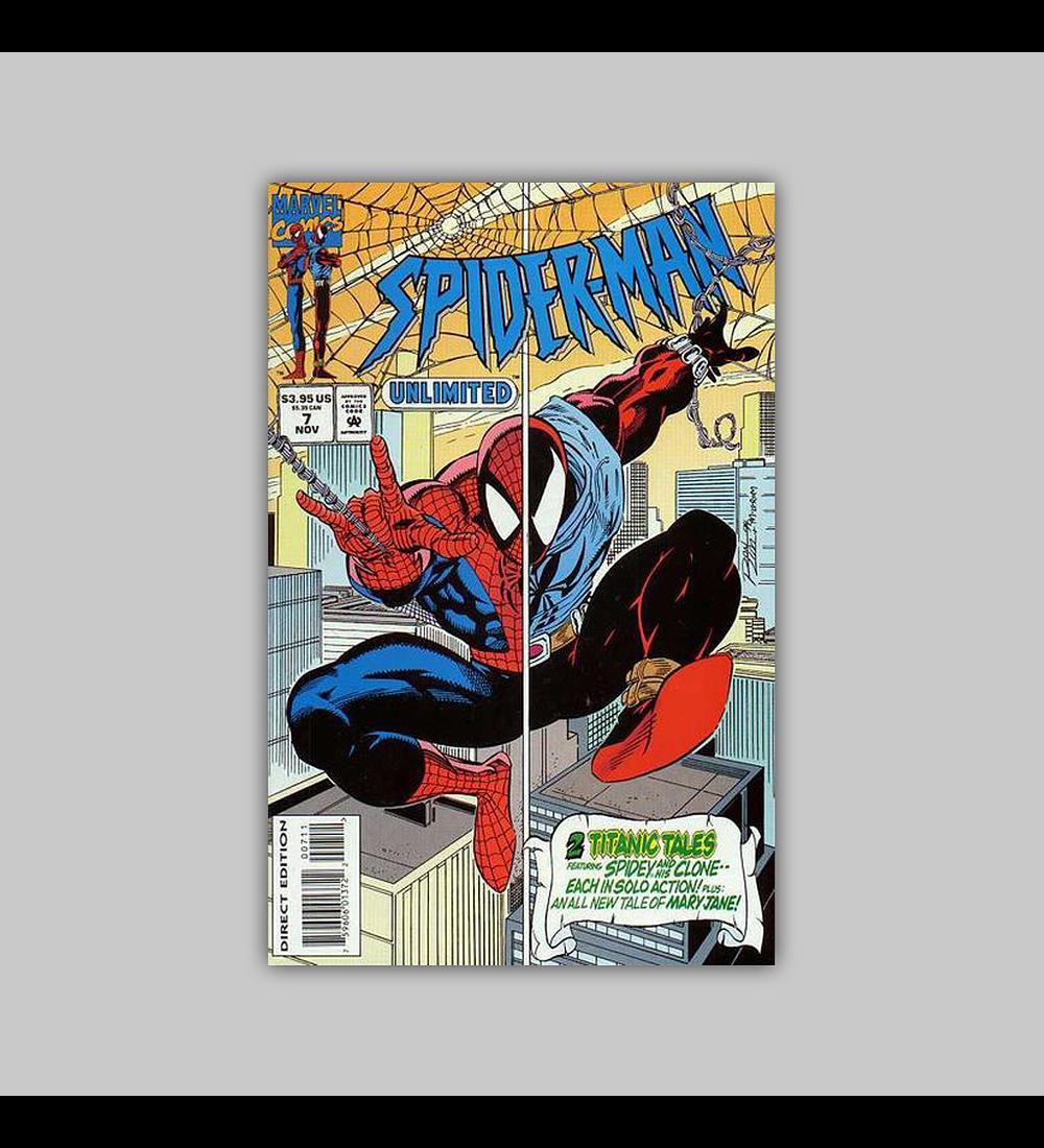 Spider-Man Unlimited 7 1994