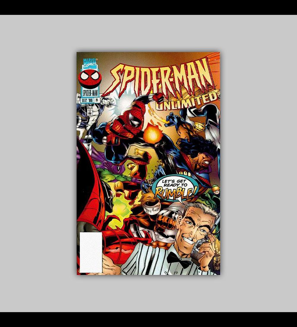 Spider-Man Unlimited 14 1996