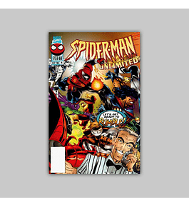 Spider-Man Unlimited 14 1996