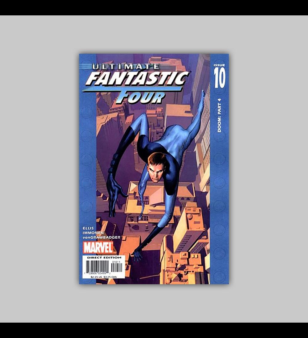 Ultimate Fantastic Four 10 2004