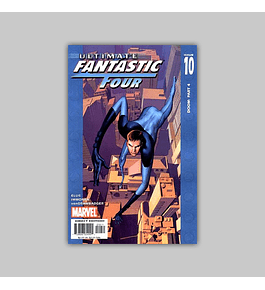 Ultimate Fantastic Four 10 2004