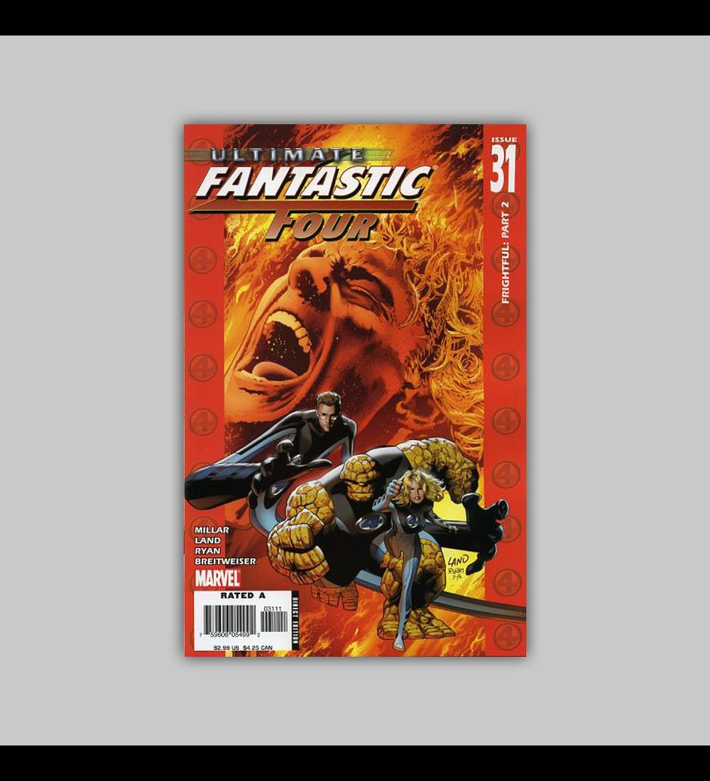 Ultimate Fantastic Four 31 2006