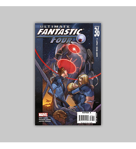 Ultimate Fantastic Four 36 2007