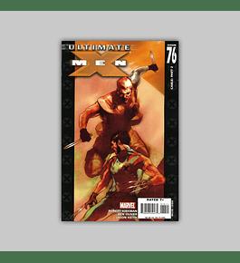 Ultimate X-Men 76 2007