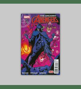 Uncanny Avengers (Vol. 2) 2 2015