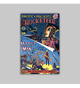 Pacific Presents: The Rocketeer 1 1982