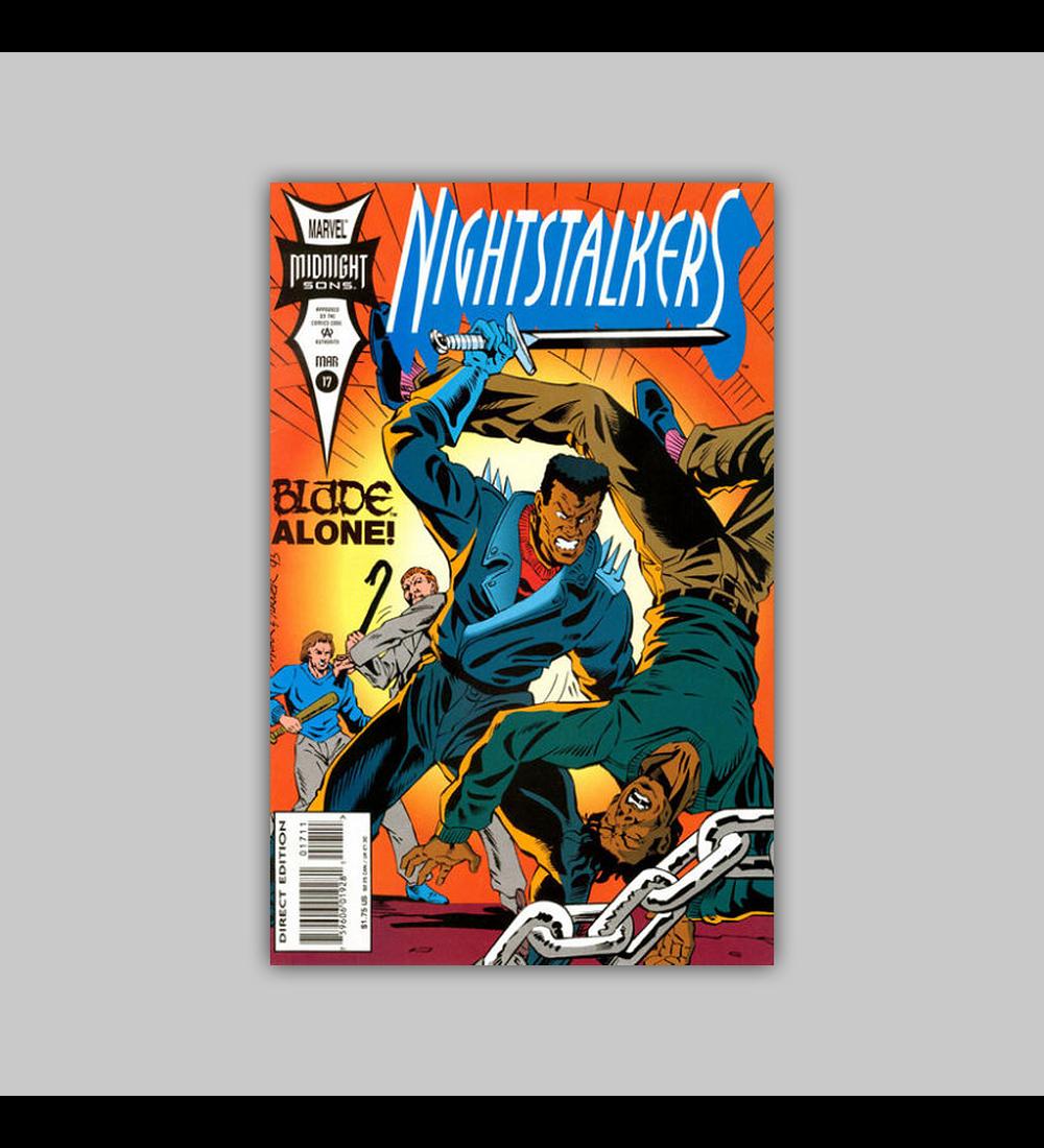 Nightstalkers 17 1994