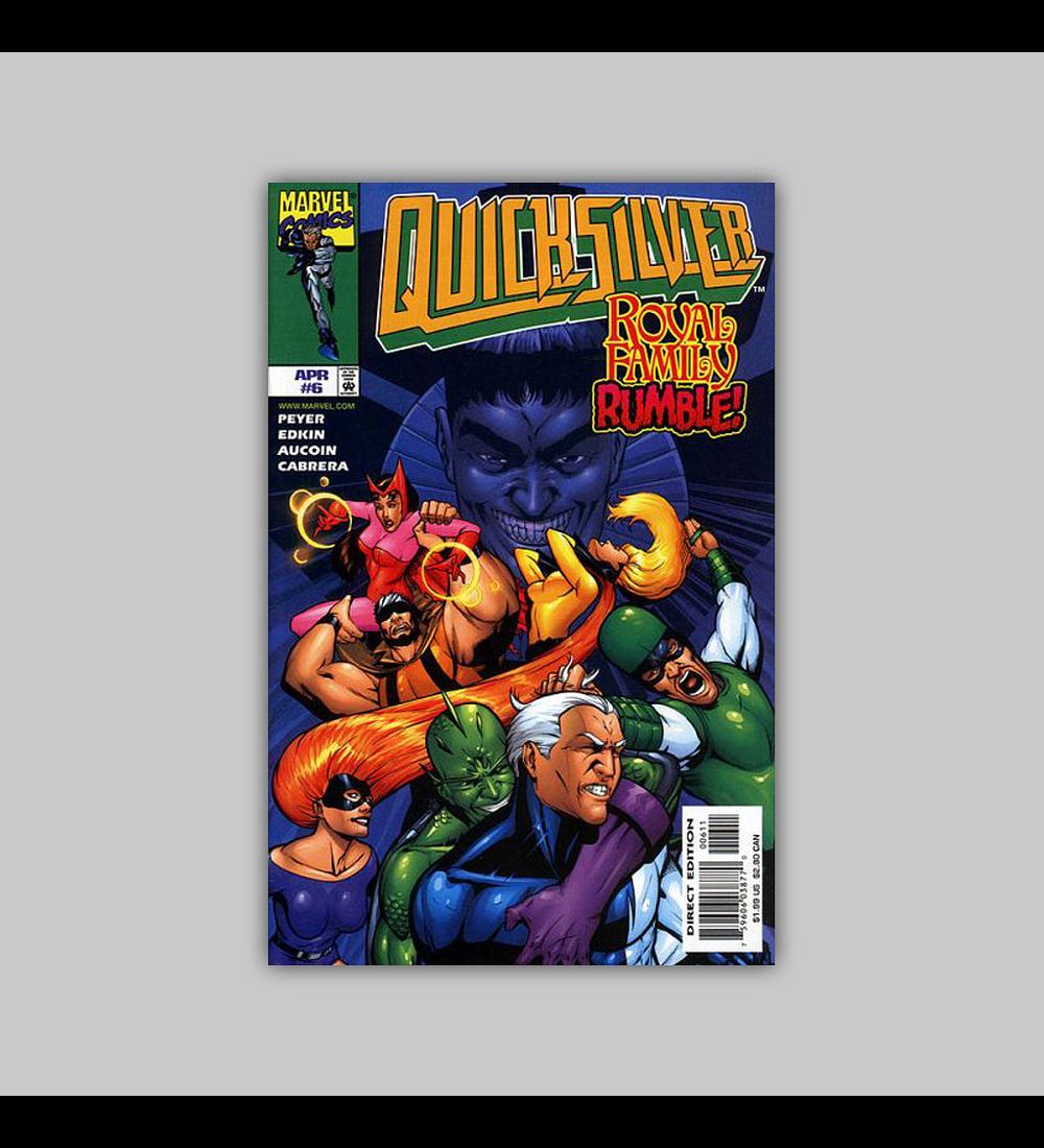 Quicksilver 6 1998