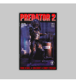 Predator 2 (complete limited series) 1991