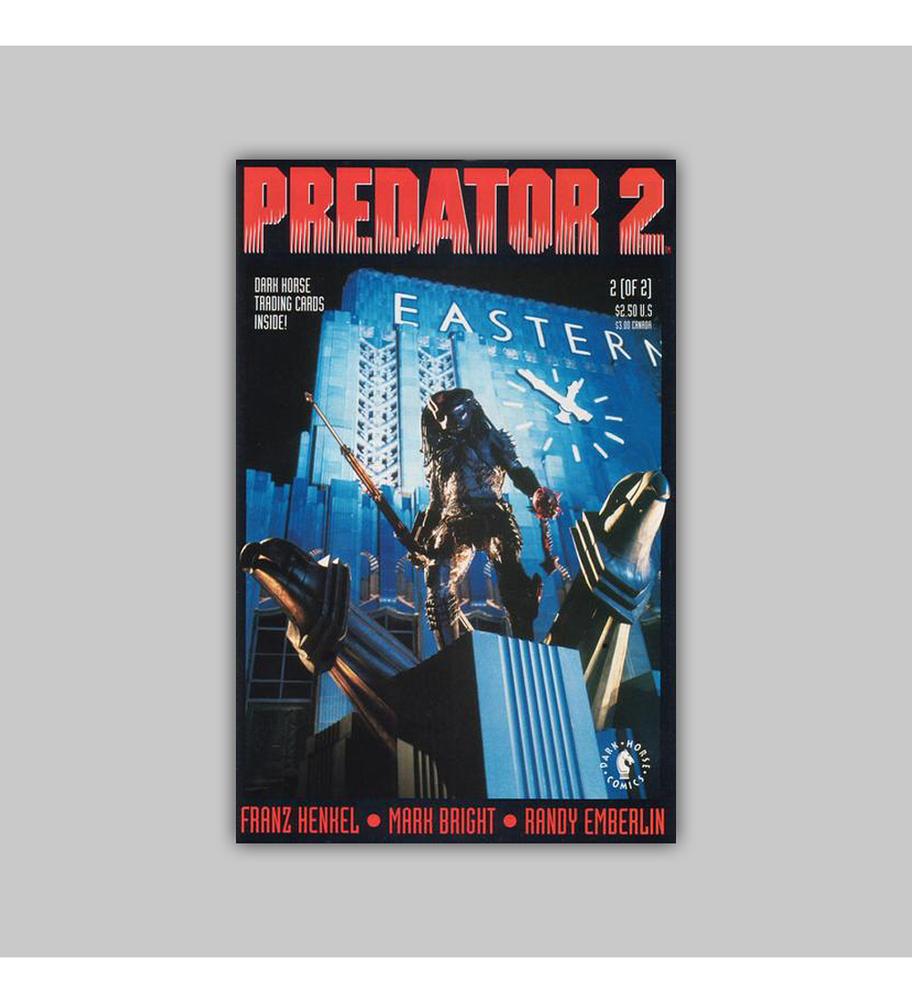 Predator 2 (complete limited series) 1991