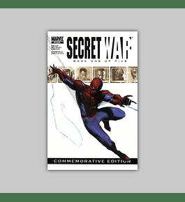 Secret War 1 2nd Print 2004