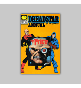Dreadstar Annual 1 1983