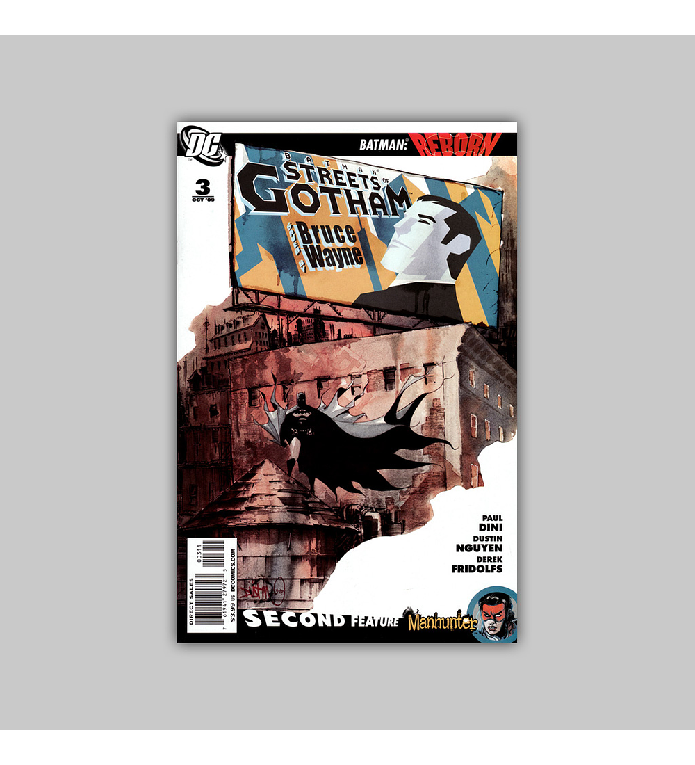 Batman: Streets of Gotham 3 2009