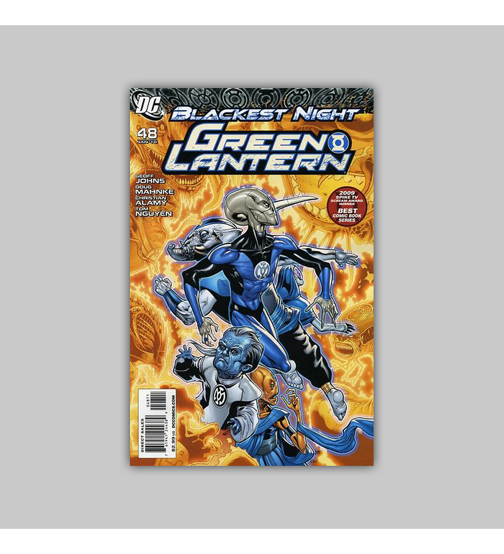 Green Lantern (Vol. 4) 48 2010
