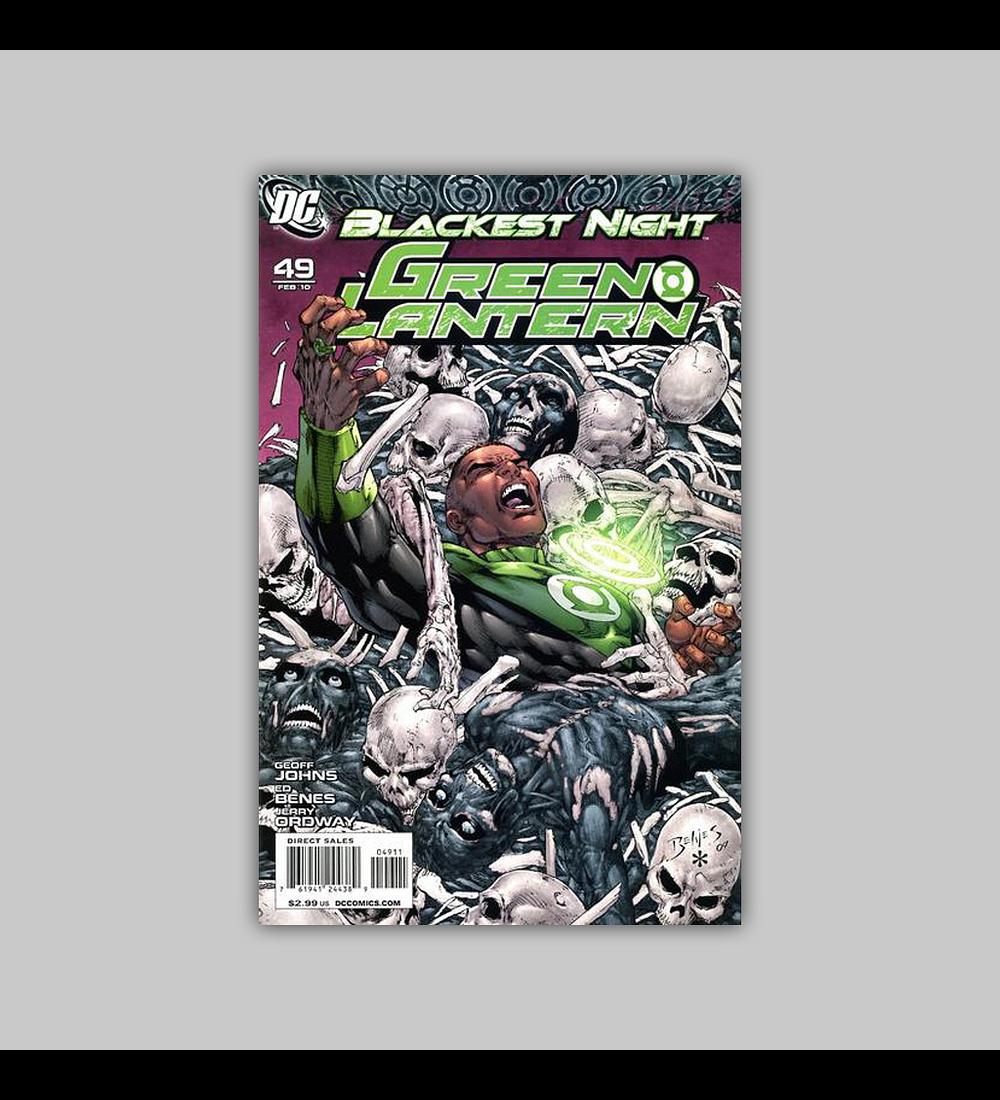 Green Lantern (Vol. 4) 49 2010