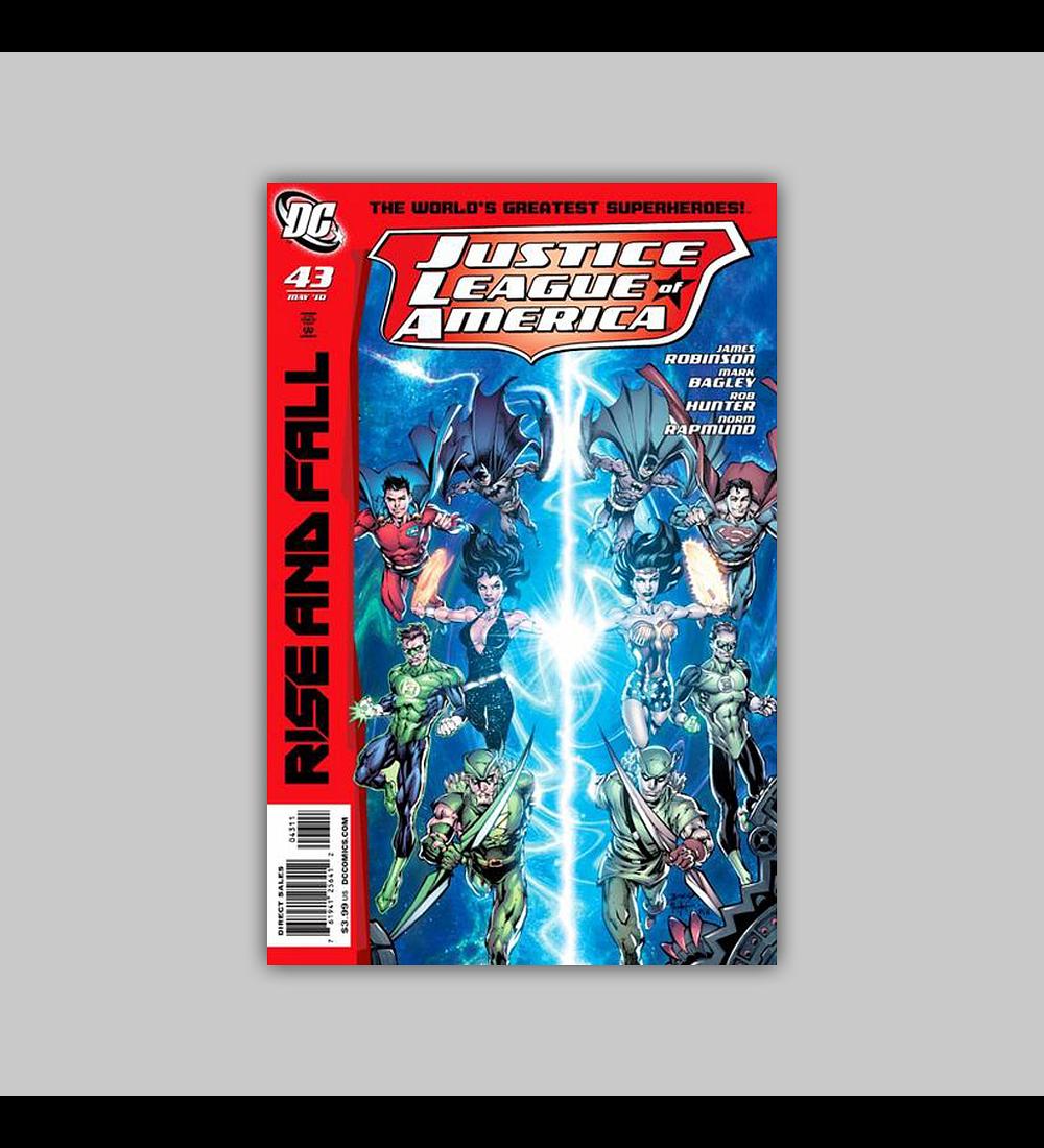 Justice League of America 43 2010