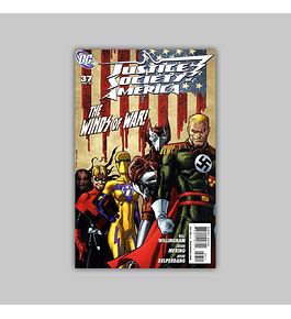 Justice Society of America (Vol. 2) 37 2010