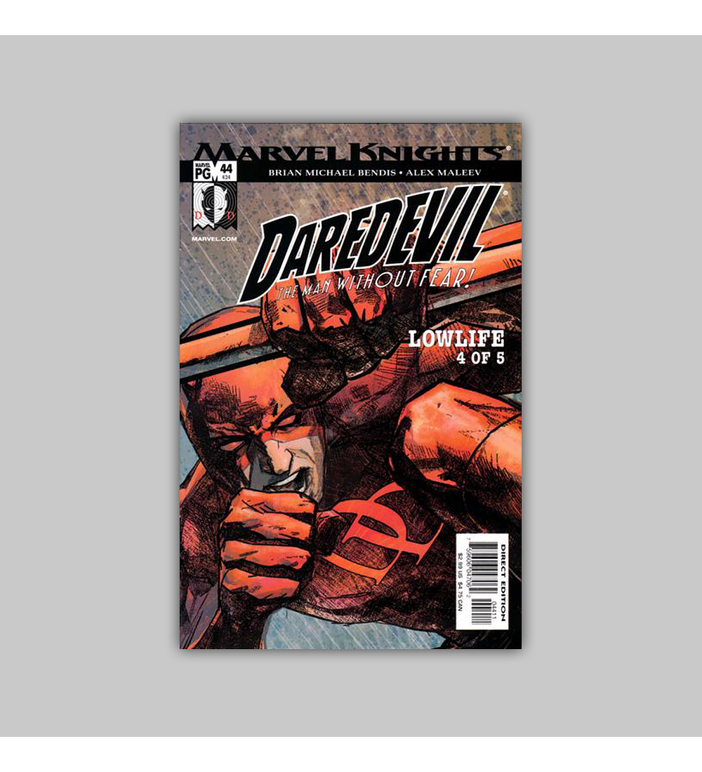 Daredevil (Vol. 2) 44 2003