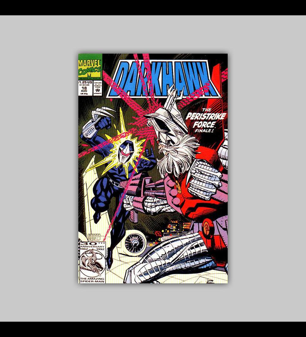 Darkhawk 18 1992