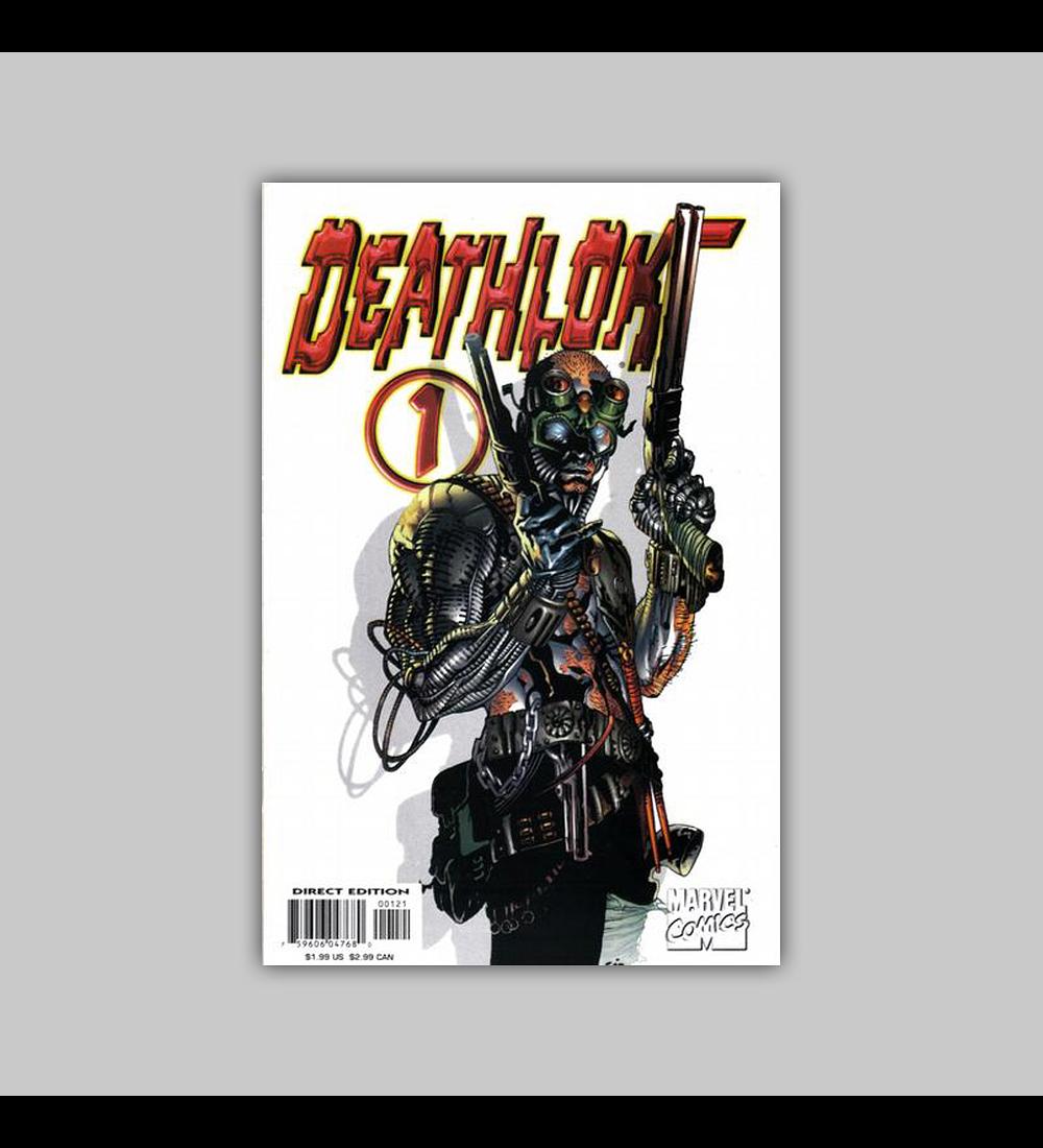 Deathlok 1 B 1999
