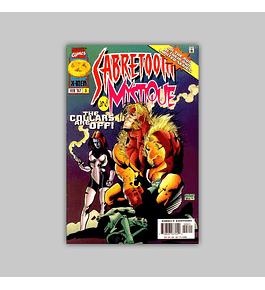 Sabretooth and Mystique 3 1997