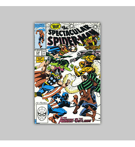 Spectacular Spider-Man 170 1990