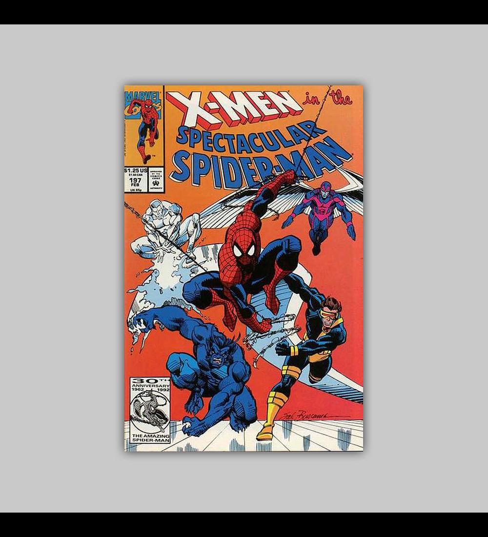 Spectacular Spider-Man 197 1993