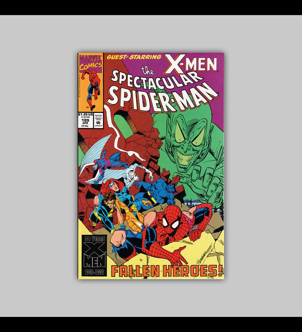 Spectacular Spider-Man 199 1993