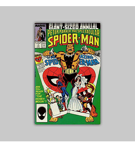 Spectacular Spider-Man Annual 7 VF (8.0) 1987