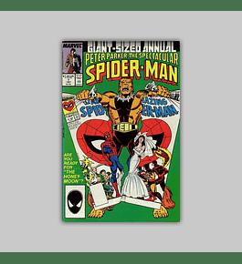 Spectacular Spider-Man Annual 7 VF (8.0) 1987