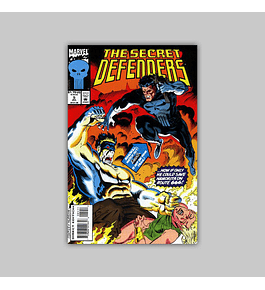 The Secret Defenders 5 1993