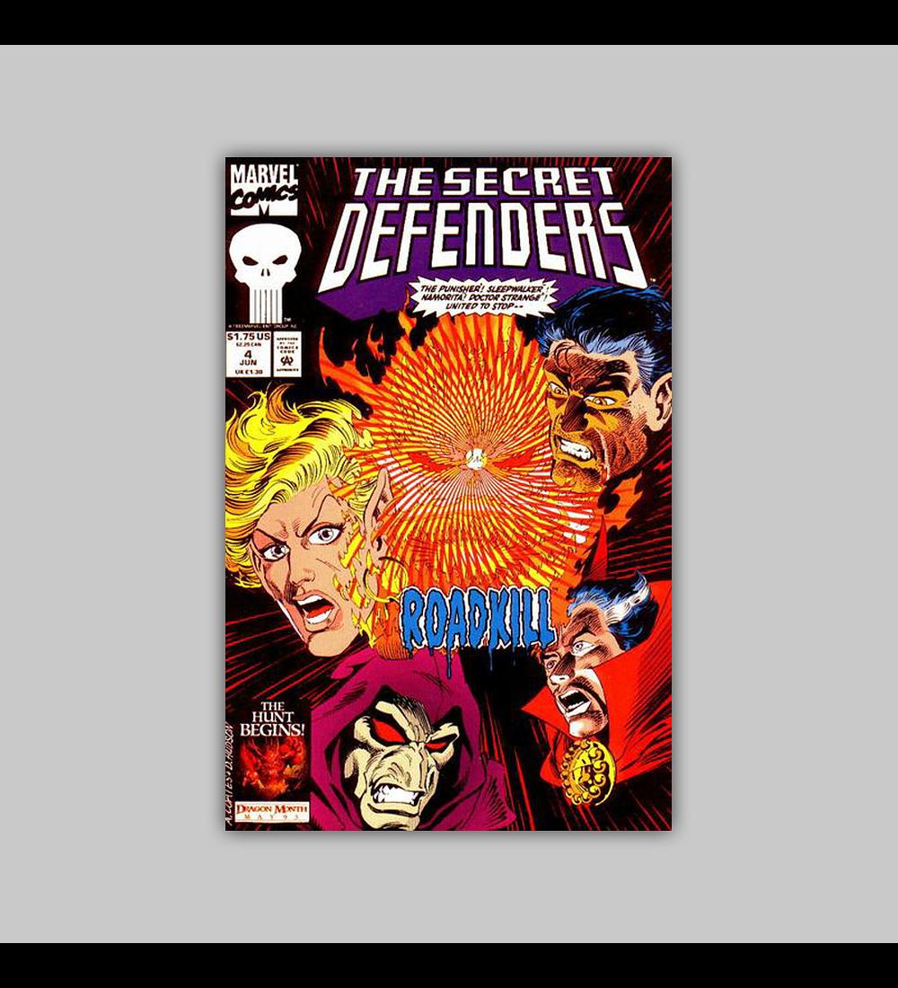 The Secret Defenders 4 1993