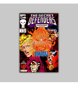 The Secret Defenders 4 1993