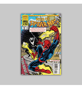 Web of Spider-Man Annual 10 1994