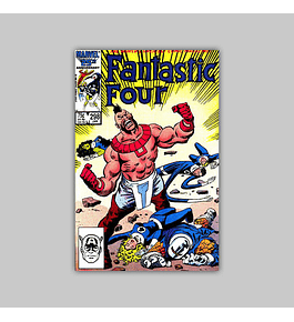 Fantastic Four 298 1987