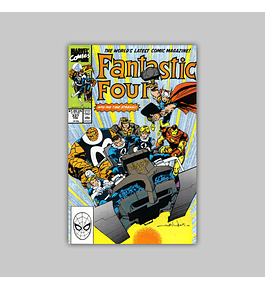 Fantastic Four 337 1990