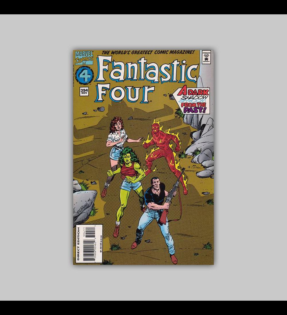 Fantastic Four 394 1994