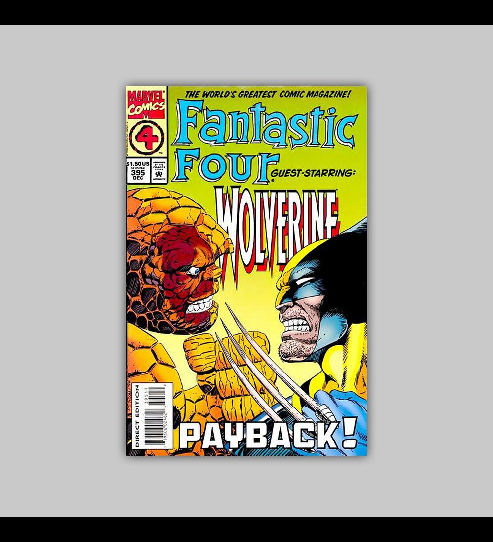 Fantastic Four 395 1994