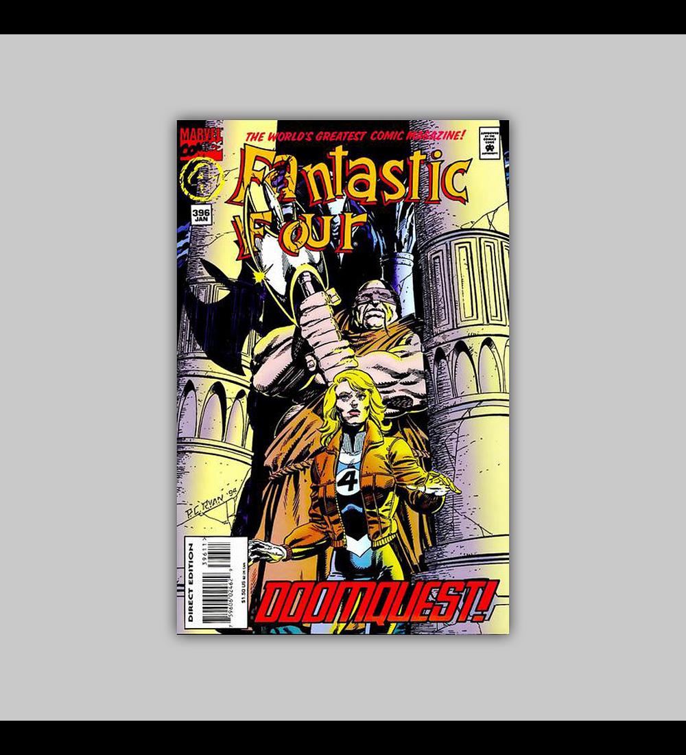Fantastic Four 396 1995