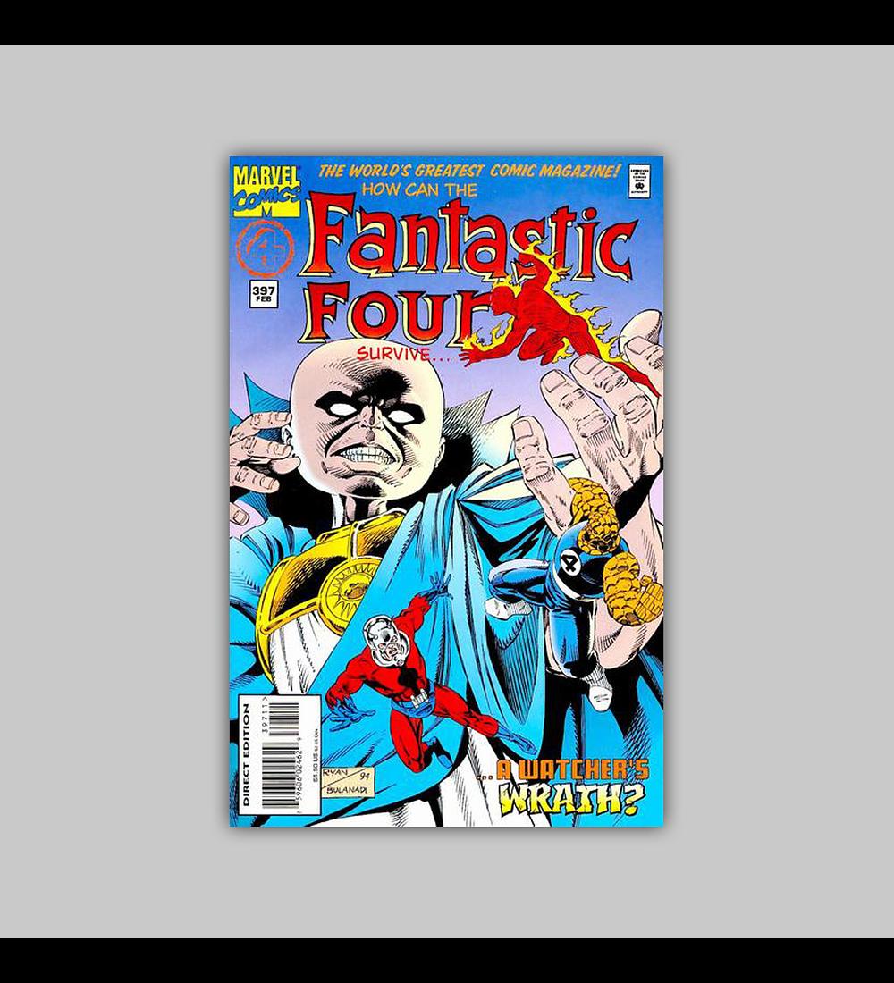 Fantastic Four 397 1995