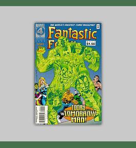 Fantastic Four 405 1995
