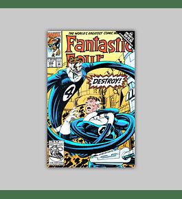 Fantastic Four 366 1992