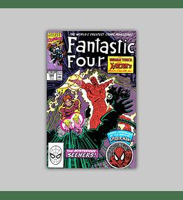 Fantastic Four 342 1990