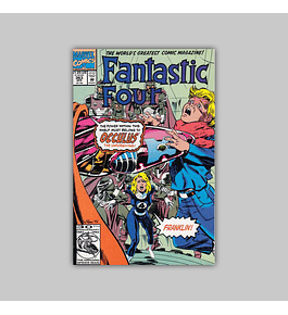 Fantastic Four 363 1992