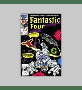 Fantastic Four 297 1986