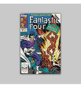 Fantastic Four 322 1989