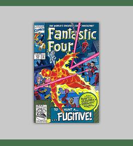 Fantastic Four 373 1993