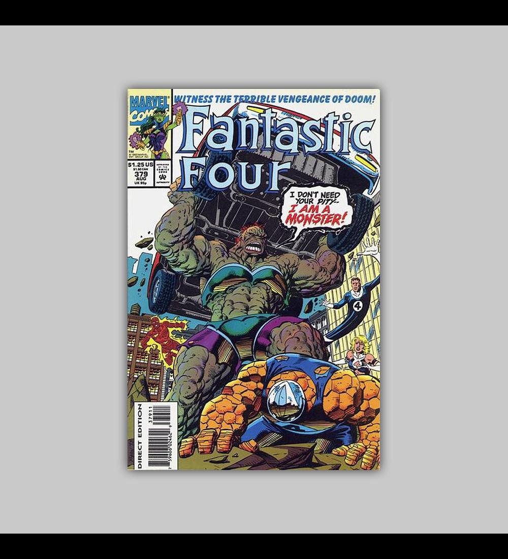 Fantastic Four 379 1993
